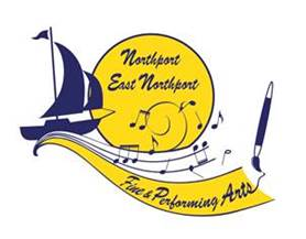 Northport-East Northport Fine and Performing Arts Logo