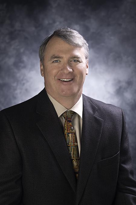 Superintendent Robert Banzer