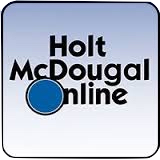 holt mcdougal icon
