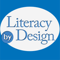 literacy by design icon