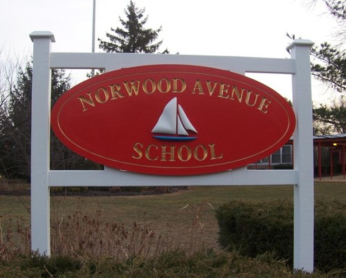 norwood sign image