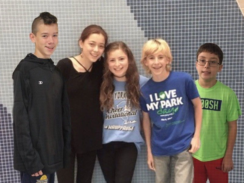 Northport-East Northport Students Accepted into Math Institute