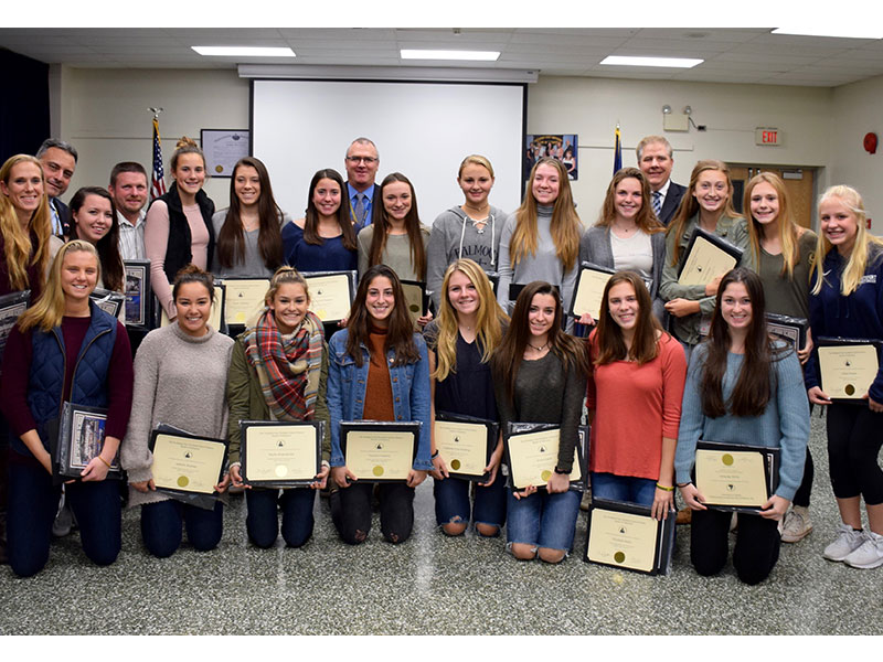 Suffolk County Champs Recognized for Win