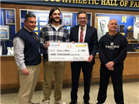 Northport Senior Selected as News 12 Scholar-Athlete photo