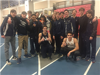 Northport Track Team Named Suffolk County Champs photo