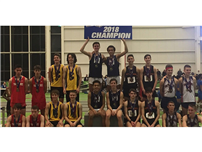 Boys 4x800 Meter Relay Team Captures State Title photo