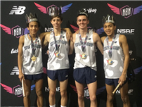 Northport Track and Field Team Captures State Title and Breaks Suffolk County Record photo