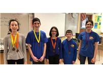 Bronze Medal Winners at ENMS photo thumbnail93200