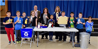 Bellerose Students Learn the Importance of Recycling Photo