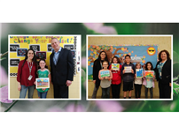 Tulip Festival School Art Contest 1