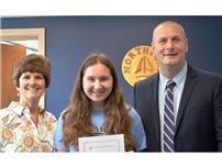 National Merit Scholarship Winner photo