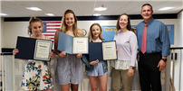 Prudential Spirit of Community Honorees  thumbnail120702