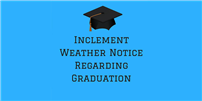 Inclement Weather notice image