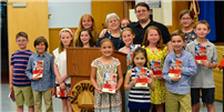 Norwood Avenue's Young Poets Get Published Photo
