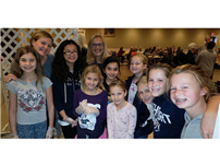 Northport Students Serve the Community photo