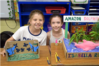 Rainforest Researchers at Dickinson