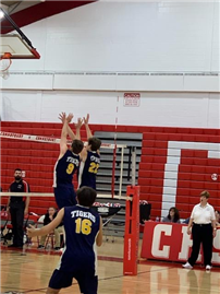 Northport HS Boys Varsity Volleyball advances to semifinals photo 3 thumbnail138977