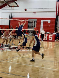 Northport HS Boys Varsity Volleyball advances to semifinals photo 4 thumbnail138978