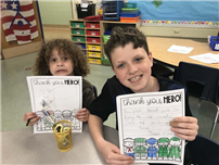 Northport Buddies Thank Local Heroes photo 4