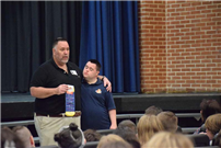 "An Inspirational ""Pair"" Visits NMS"
