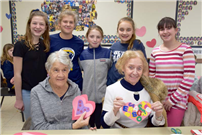 Sweets and Hearts at Northport Middle photo 3