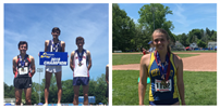 Track and Field All-State Honors