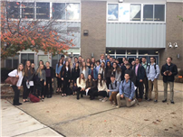 High School Heroes Visit Bellerose Elementary photo 3