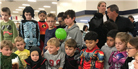 Students get spooky at STEM Family Night photo thumbnail136471