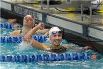 Varsity Swimmer Chloe Stepanek Wins Two State Titles photo 3
