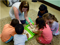 Summer Program Welcomes Incoming Kindergartners Photo