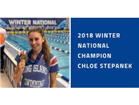 18 and Under Winter National Champion photo
