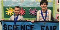 Brookhaven National Lab Science Fair Winners